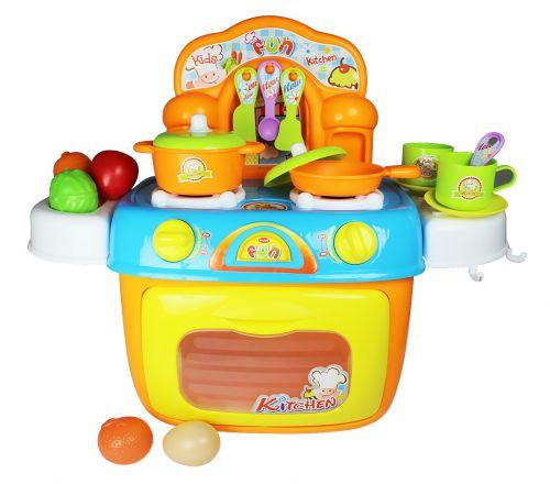 Handy Toy Kuchyňka 25 součástí