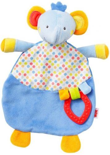NUK Pool Party Dečka mazlíček sloník