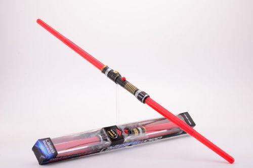 Johntoys Oboustranný vesmírný meč se zvukem a světlem cena od 173 Kč