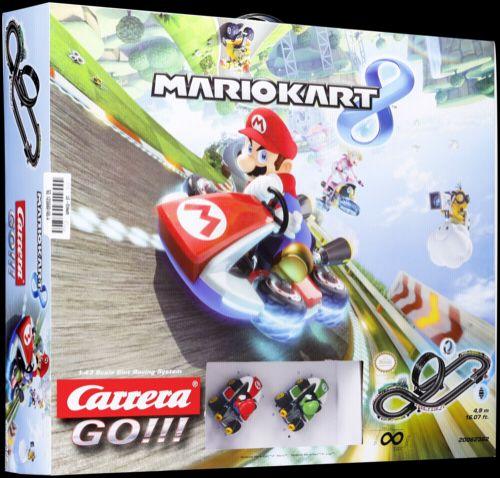 Carrera GO!!! Nintendo Mario Kart 8 62362 cena od 0 Kč