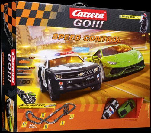 Carrera GO!!! Speed Control 62370 cena od 2604 Kč