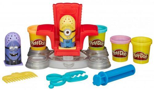 Hasbro Play-Doh Kadeřnictví minionů