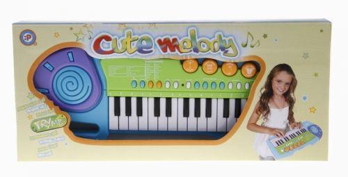 Alltoys: Piánko 19 kláves - Alltoys