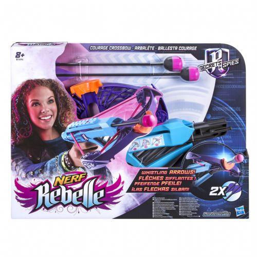 Hasbro Rebelle kuše s pískajícími šípy cena od 449 Kč