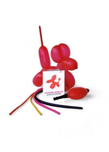 SUCK UK Balloon Animals s pumpičkou na nafukování
