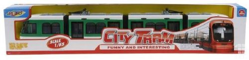 Alltoys Tramvaj městská cena od 275 Kč