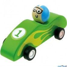 Bino Natahovací autíčko, Zavodní zelené cena od 99 Kč