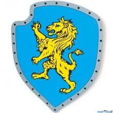 Legler Dětská zbraň Štít Žlutý lev dřevěný cena od 0 Kč