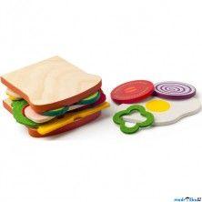 Woody Kuchyň Připrav si svůj sendvič