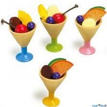 Legler Kuchyň zmrzlinový set 4 pohárů cena od 279 Kč