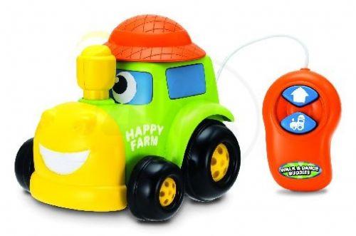 Keenway Veselý traktor na kabel cena od 0 Kč