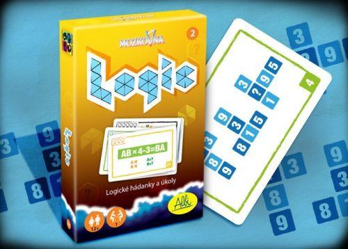 Albi: Mozkovna Logic 2 - hádanky