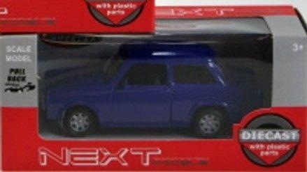 LAMPS Trabant kovový 11 cm cena od 75 Kč