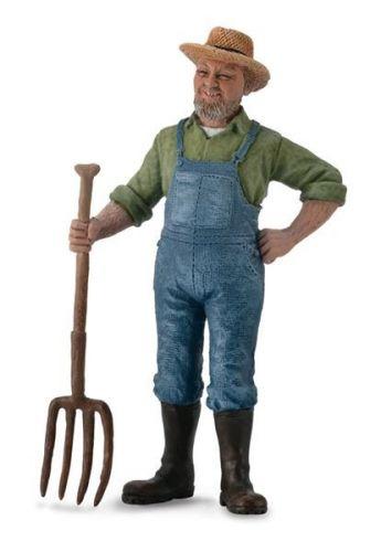 Mac Toys Figurka Farmář cena od 89 Kč