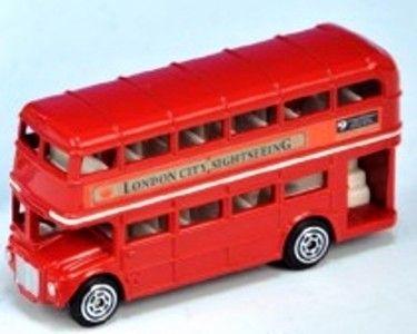 TEDDIES Autobus Londýn patrový cena od 73 Kč