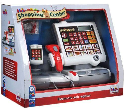 KLEIN Elektronická pokladna s doplňky