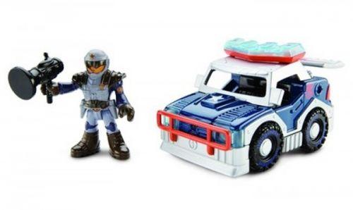MATTEL Imaginext Policejní vůz BDY53