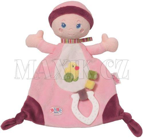Baby Born for babies Usínáček s kousátkem cena od 280 Kč