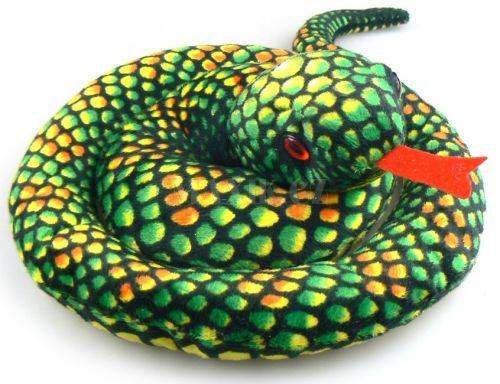 Lamps Plyšový Had 110 cm cena od 140 Kč