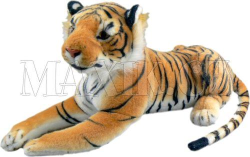 Lamps Plyšový Tygr 54 cm cena od 329 Kč