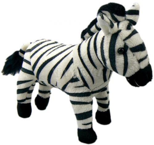Lamps Plyšová Zebra 17 cm cena od 99 Kč