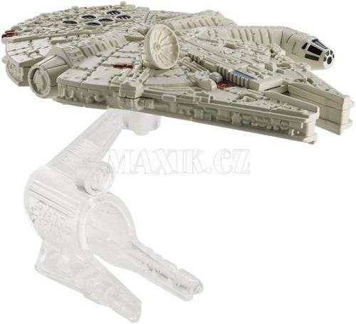 Hot Wheels Star Wars Kolekce hvězdných lodí Millennium Falcon