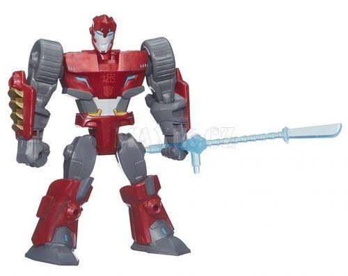 Transformers Hero Mashers Transformer Sideswipe 15 cm cena od 0 Kč