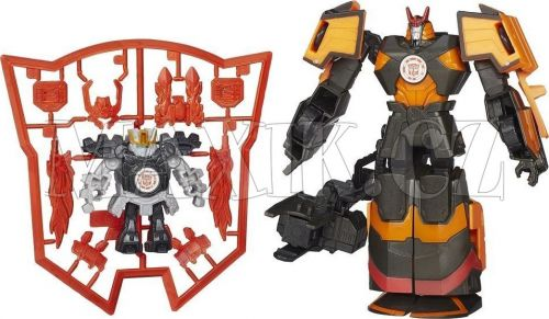 Transformers RID Souboj Miniconů Autobot Drift a Jetstorm