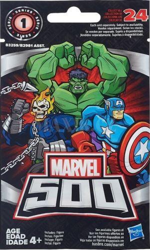 Hasbro Marvel Mikro hrdinové 5 cm cena od 56 Kč