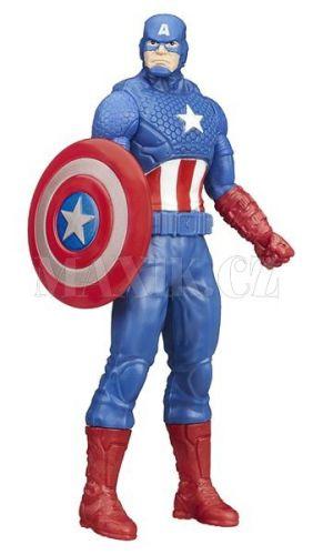 Hasbro Avengers Captain America 15 cm cena od 211 Kč