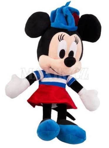 Dino Disney Plyšová Minnie ve francouzských šatech cena od 342 Kč