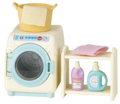 Sylvanian Families Pračka a příslušenství cena od 149 Kč