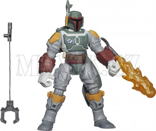 Star Wars Hero Mashers prémiová figurka Boba Fett cena od 0 Kč