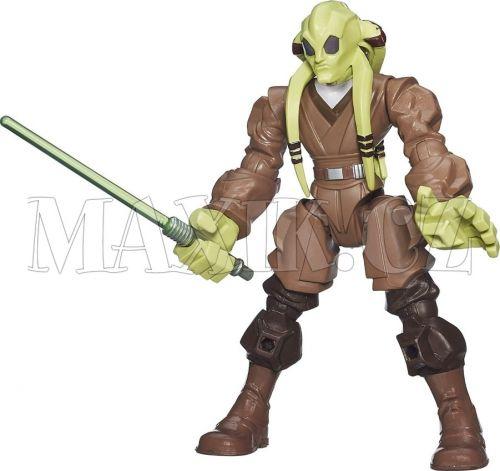 Star Wars Hero Mashers figurka Kit Fisto cena od 0 Kč