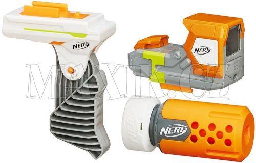 Nerf N-Strike Modulus Výbava pro tiché mise cena od 349 Kč