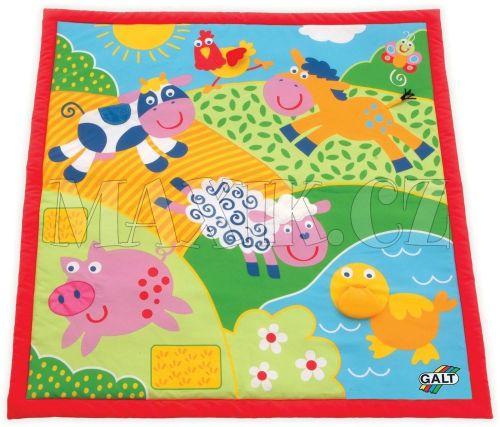 Galt: Velká hrací deka - farma
