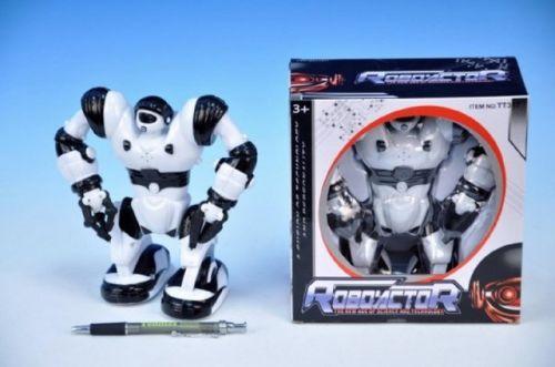 TEDDIES Robot plast chodící na baterie v krabici 17 cm cena od 379 Kč