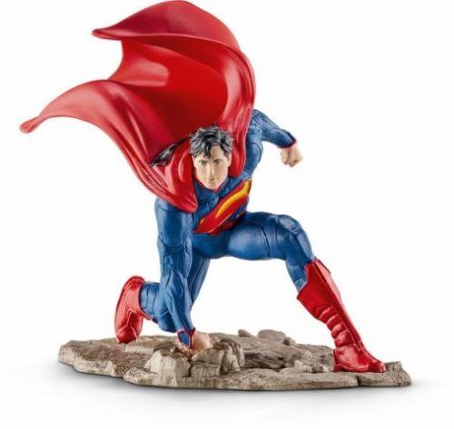 SCHLEICH Superman klečící cena od 230 Kč