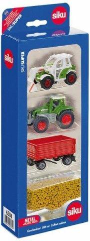 SIKU Super Set zemědělská vozidla cena od 329 Kč