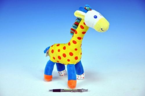 MIKRO TRADING Žirafa plyš 30 cm cena od 144 Kč