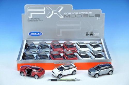 MIKRO TRADING Auto Range Rover Evoque kov 12 cm cena od 0 Kč