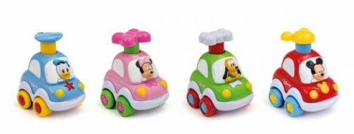 CLEMENTONI Disney Press & Go autíčko cena od 149 Kč