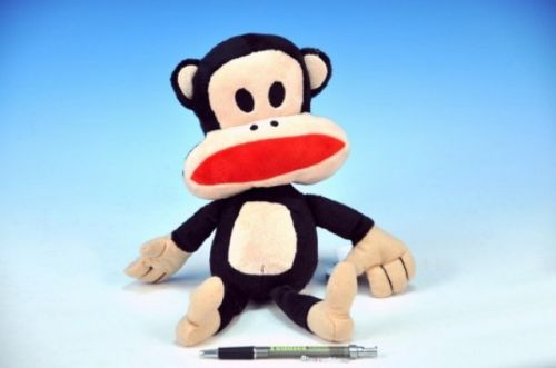 MIKRO TRADING Opice Paul Frank plyš 30 cm cena od 0 Kč