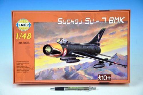 SMěR Model Suchoj SU - 7 BMK v krabici cena od 228 Kč