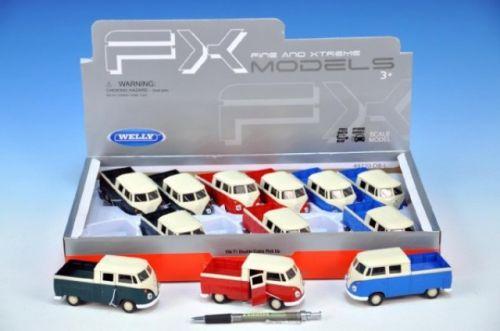 MIKRO TRADING Auto VW pick-up kov 11 cm cena od 174 Kč