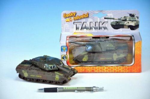 MIKRO TRADING Tank kov 14 cm cena od 158 Kč