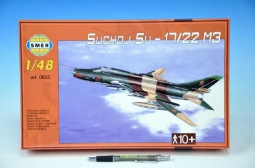 SMěR Model Suchoj SU - 17/22 M3 v krabici cena od 275 Kč