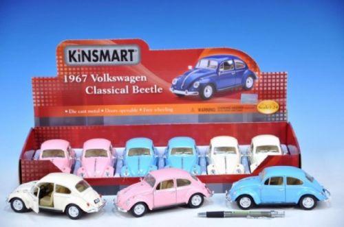 MIKRO TRADING Auto Kinsmart VW Beetle kov 17 cm cena od 221 Kč