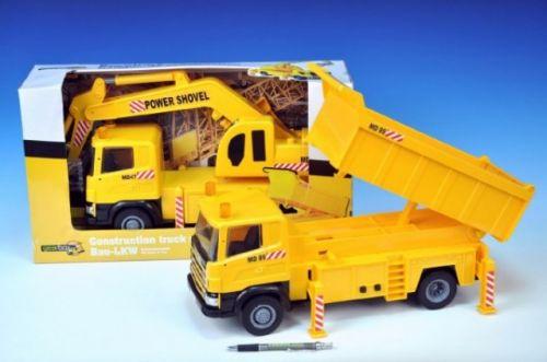 TEDDIES Auto stavební plast 43 cm cena od 535 Kč