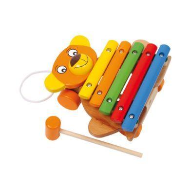 LEGLER Xylofon medvídek